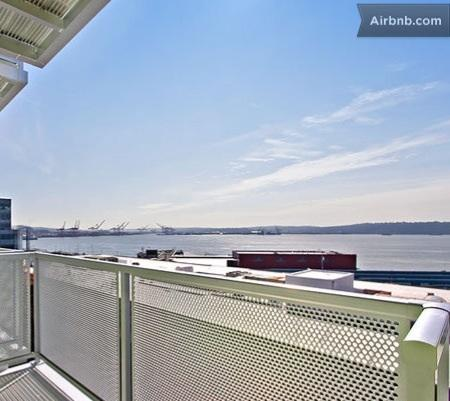 WOW - Watch the sunset nightly from your patio! - BRAND NEW | WATERFRONT VIEW |  3 BLKS 2 PIKE PLACE - Seattle - rentals