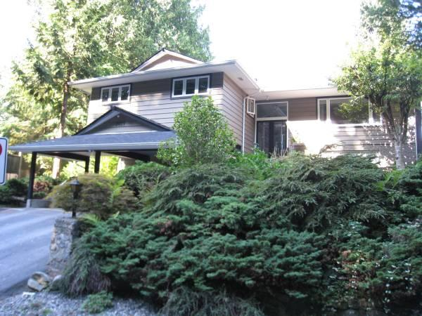 Welcome to Princess Park Suite - GARDEN LEVEL SUITE on the beautiful NORTH SHORE - North Vancouver - rentals