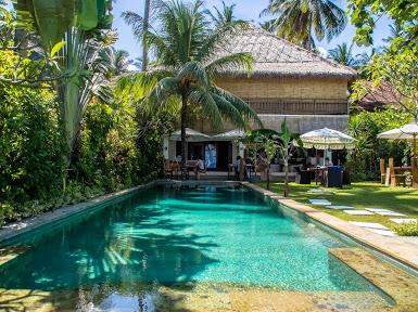 a perfect day  at Villa Nilaya Bali for an art retreat group - Luxury Beach House : Villa Nilaya, Candi Dasa - Candidasa - rentals