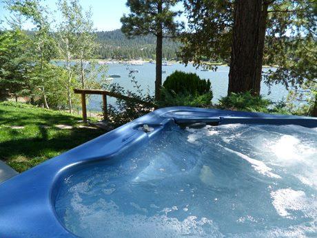 #064 Lakey Charms - Image 1 - Big Bear Lake - rentals