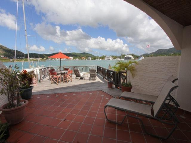 Villa 222C south finger villa - Image 1 - Jolly Harbour - rentals