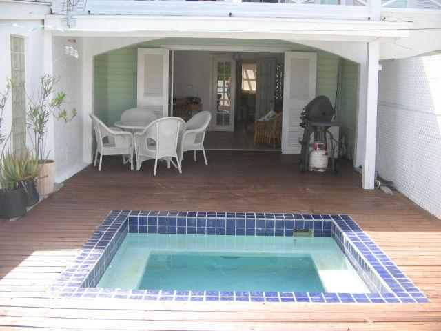 Villa 332F with a private plunge pool - Image 1 - Jolly Harbour - rentals