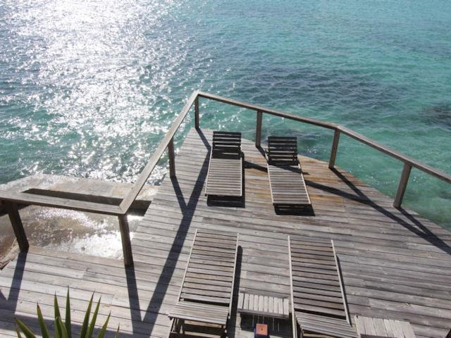 Villa H, ocean front, Long Bay - Image 1 - Long Bay - rentals