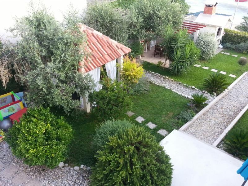 Villa Maris-relaxing  and exclusive holiday near Split , directly on the beach - Image 1 - Split - rentals