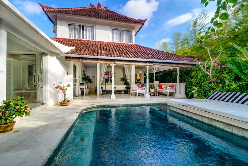 (website: hidden) g - Bali Villas R us - Modern Open style 3 bedroom villa - Seminyak - rentals