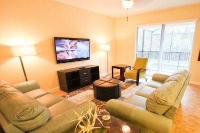 6 Bedroom 5 Bathroom Pool Home in Beautiful Paradise Palms. 8965CUBA - Image 1 - Orlando - rentals