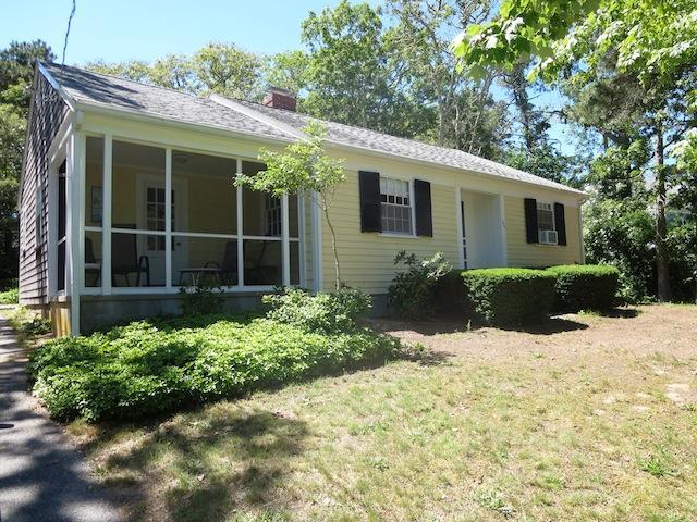 Front of Home - 104 Deep Hole Road South Harwich Cape Cod - South Harwich - rentals