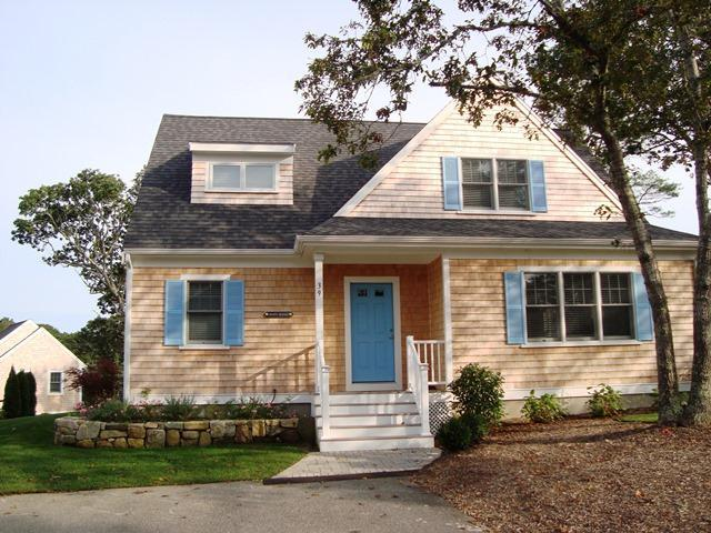 Exterior - 39 Old County Road South Harwich Cape Cod - South Harwich - rentals