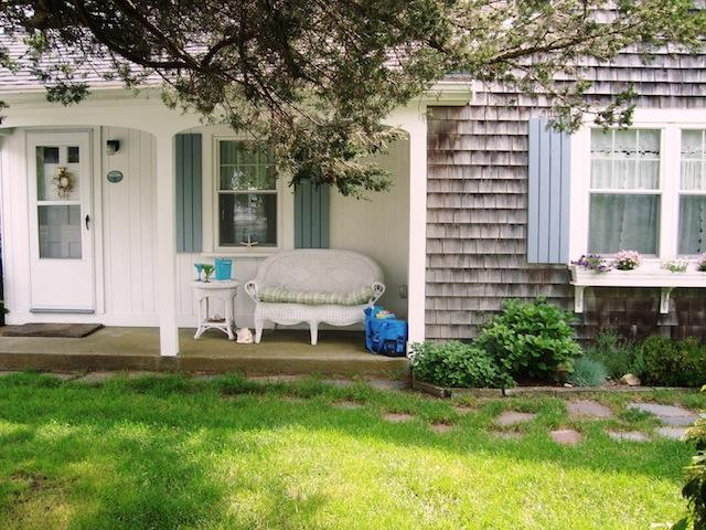 Front condo unit with private porch - 767 Route 28 #9 Harwich Port Cape Cod - Harwich Port - rentals