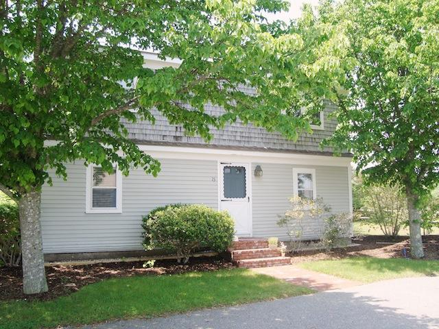 Exterior on dead end Road - 15 Oyster Drive Chatham Cape Cod - Chatham - rentals