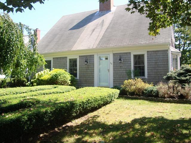 Front Exterior - 48 Seaview Street Chatham Cape Cod - Chatham - rentals