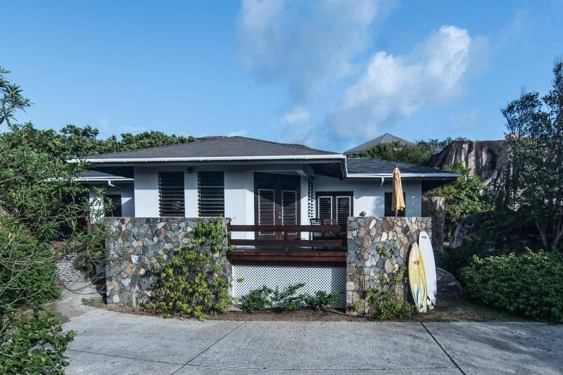 Welcome to Grape Tree - Grape Tree - Private Vacation Cottage Virgin Gorda - The Baths - rentals