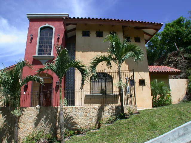 Mediterranean Villa with breathtaking view - Image 1 - Playa Potrero - rentals