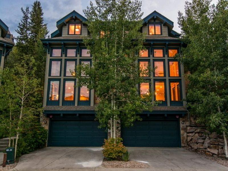 Mountain Crest Ski Home in Park City  - Mountain Crest in Old Town with Walking Distance to Historical Main Street - Park City - rentals