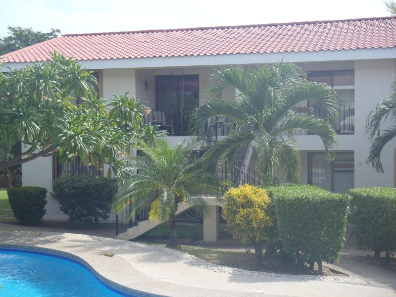 "Condo building - Great location - Great Condo ""Beach Walk"" - Playas del Coco - rentals"