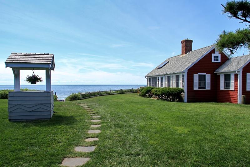 Dennis Seashores Cottage 17 Oceanfront - 4 BR 3BA - Image 1 - Dennis Port - rentals