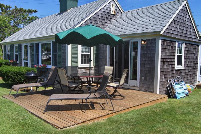 Dennis Seashores Cottage 18 Oceanfront - 4BR 2BA - Image 1 - Dennis Port - rentals