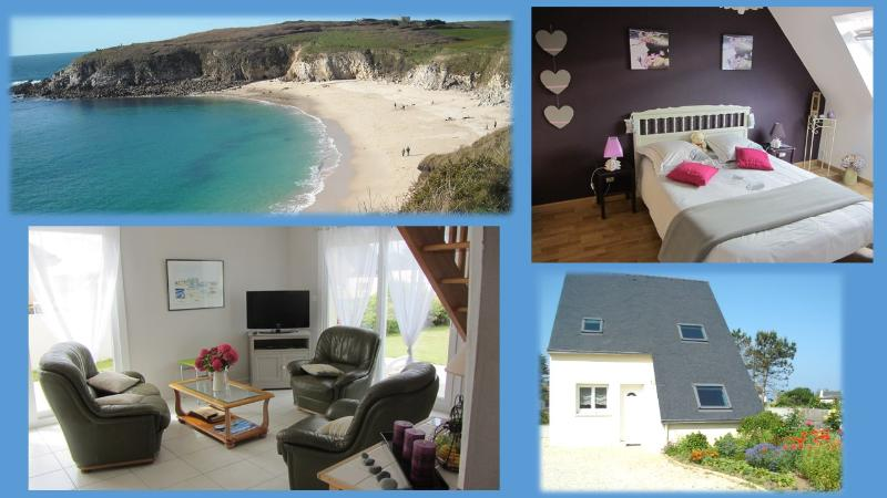 Maison de vacances en mer d'Iroise - Image 1 - Lampaul-Plouarzel - rentals