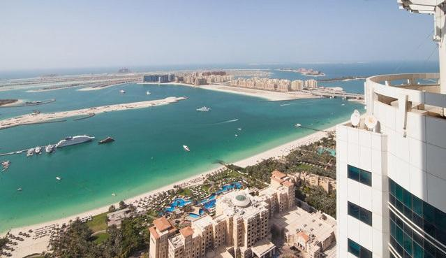 High Floor, Sea view One BD in Dubai Marina! Ocean Heights building. - Image 1 - Dubai Marina - rentals