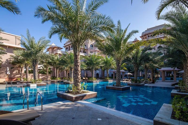 2 BD Full Sea View, on Palm Beach - Image 1 - Palm Jumeirah - rentals
