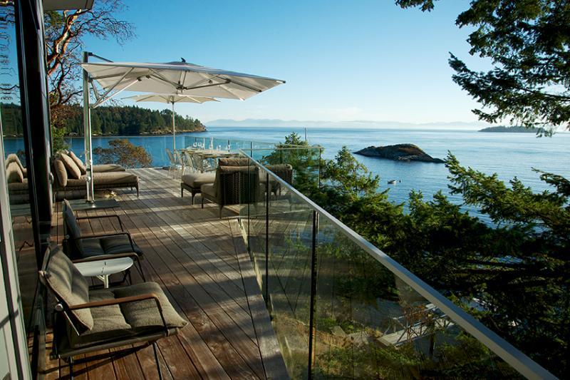 Bowen Island Boutique Beach House - Image 1 - Bowen Island - rentals