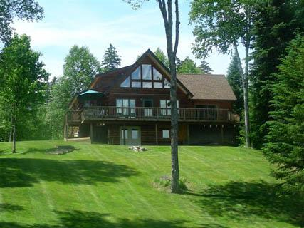 Exterior - As Good As It Gets - Rangeley - rentals