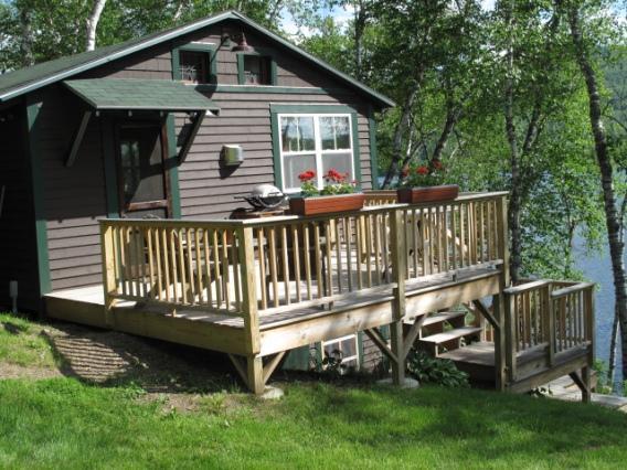 Exterior - A Cozy Cabin - Rangeley - rentals