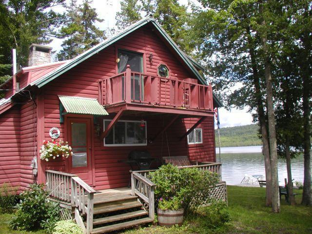 Moose Cove Cottage - Moose Cove Cottage - Rangeley - rentals