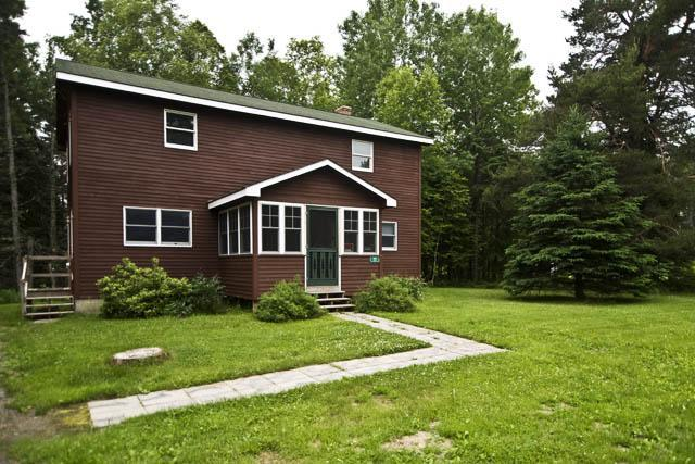 Exterior view - Rangeley Manor P-77 - Rangeley - rentals