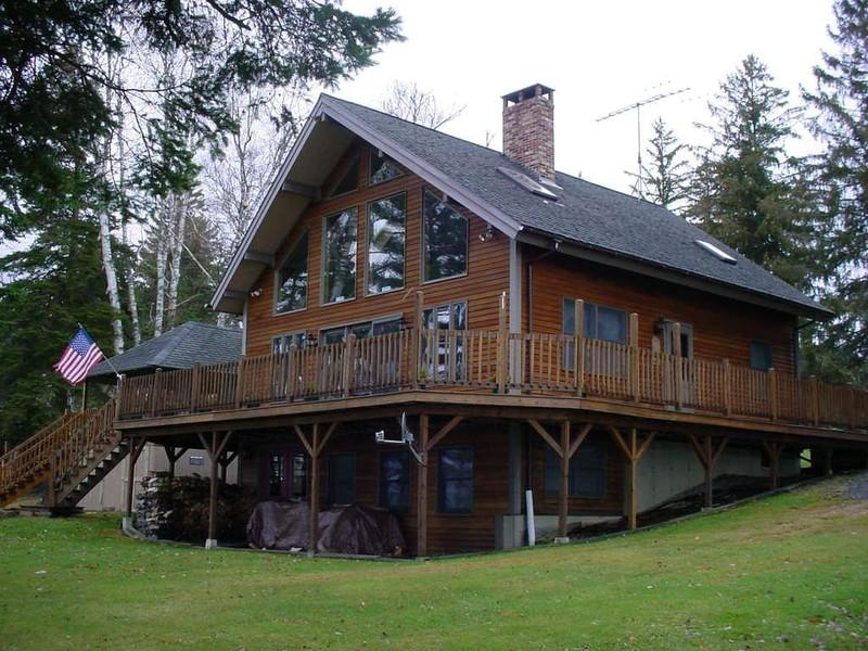 Bates Wolf Lodge - Bates Wolf Lodge - Rangeley - rentals