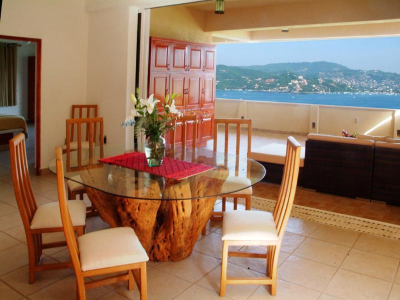 Breathtaking View - Beautiful Views of Paradise! 3BR, 3BA - Zihuatanejo - rentals
