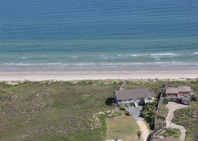 Spectacular Gulf Front Beach Home directly on the Beach! - Image 1 - Port Aransas - rentals