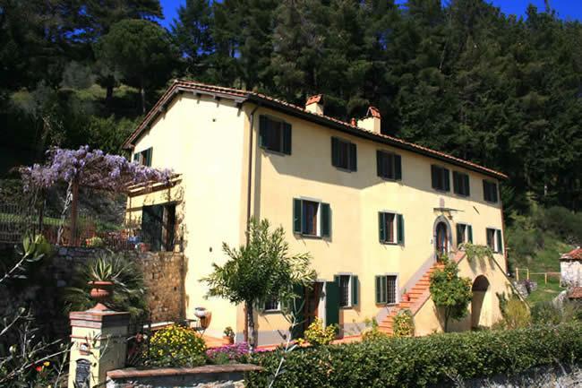 Villa Aquilea (antique villa & pool) Lucca Tuscany - Image 1 - Lucca - rentals