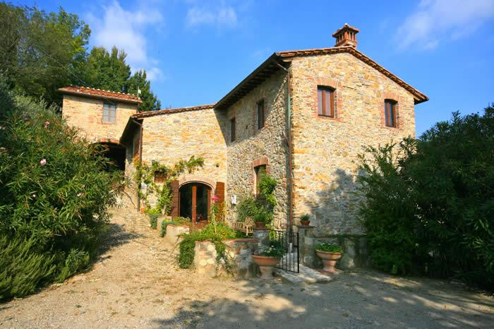 Lucca - Casa Fiori (house of flowers) - Image 1 - Lucca - rentals