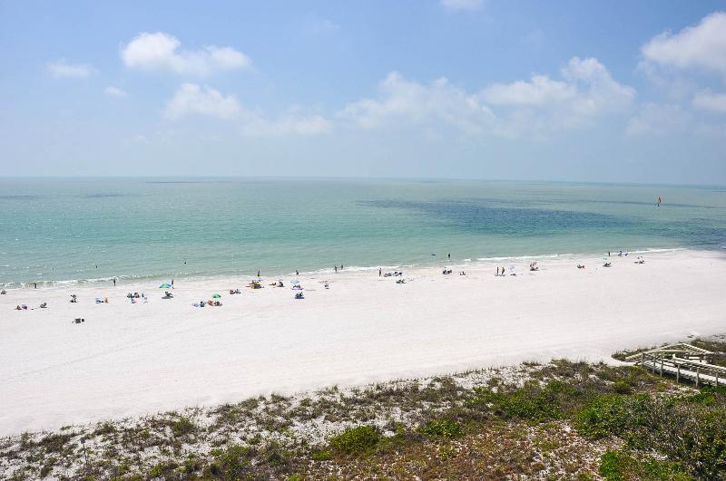 Apollo 706 - Recently Updated Beachfront Condo! - Image 1 - Marco Island - rentals