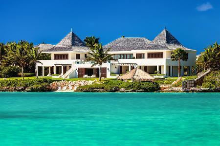 Experience Le Bleu - Tropical Gardens, Beach, Pavilion, Pools, Tennis - Image 1 - Little Harbour - rentals