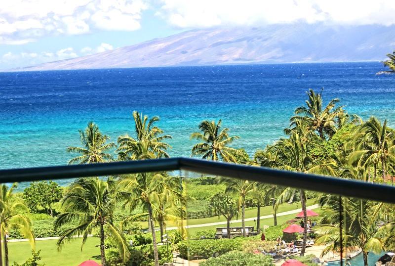Perfect View of Molokai Island from Honua Kai Resort unit Hokulani 648 - Honua Kai #HKH-648 Kaanapali, Maui, Hawaii - Ka'anapali - rentals