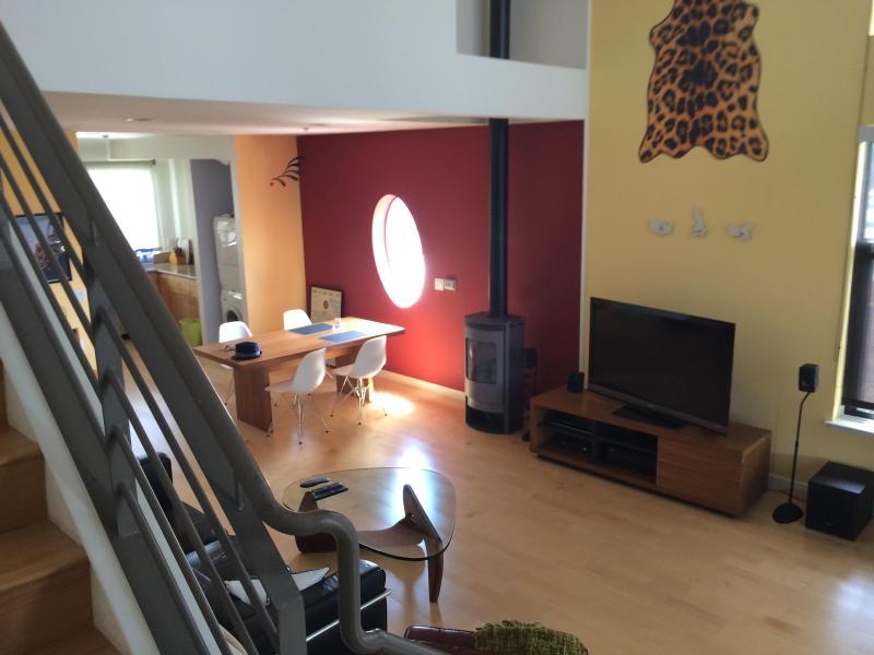 Furnished two level-penthouse loft - Image 1 - Emeryville - rentals