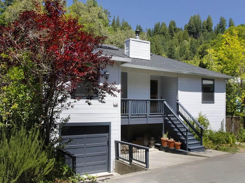 GRAYSTONE - Image 1 - Guerneville - rentals