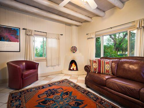 Caballo - Kiva Fireplace - Image 1 - Santa Fe - rentals