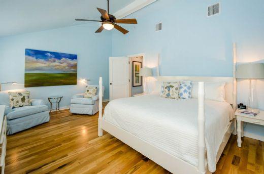Master Bedroom - 261 Salt Box Lane - Panama City Beach - rentals