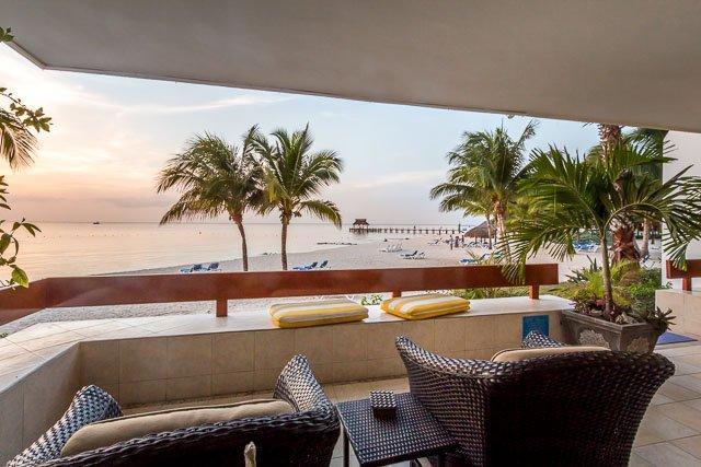 Villa Vista del Mar (5100) - Private Corner Unit, Residencias Reef, Building 1 - Image 1 - Cozumel - rentals