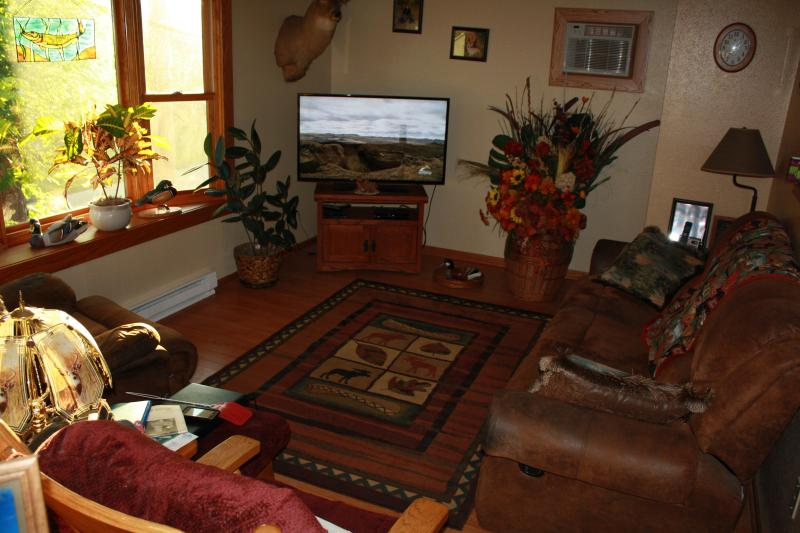 upstairs living room - Ivan's Bed and Breakfast - Black Hawk - rentals