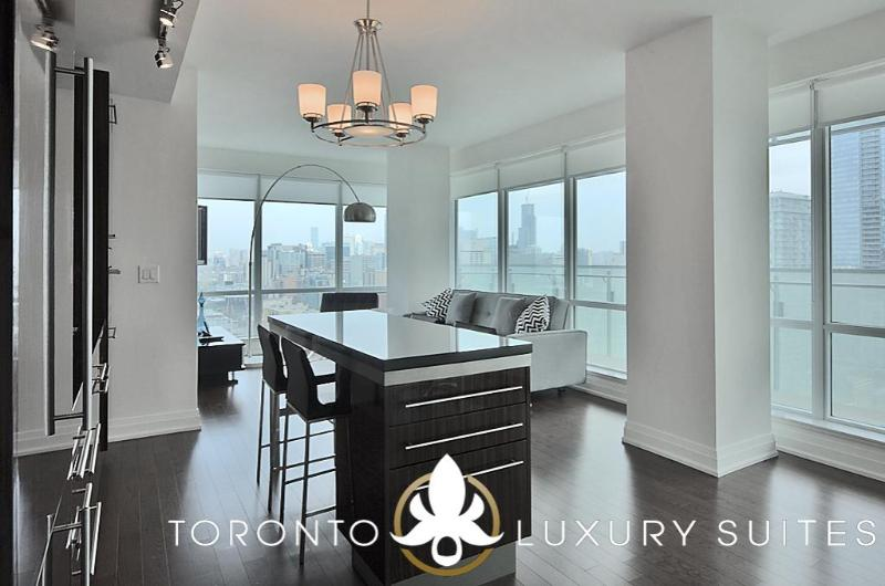 Luxury Exec Condo Fully Furnished All In King West - Image 1 - Toronto - rentals