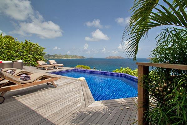 Mediterranean-inspired villa - great for friends or adult family WV CEO - Image 1 - Pointe Milou - rentals