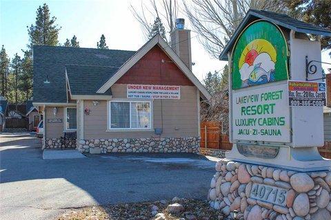 Lakeview Forest Resort #1484 ~ RA46086 - Image 1 - Big Bear Lake - rentals