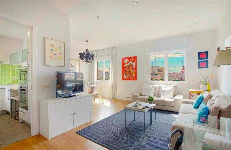 Olavide Apartment. Great location and high quality - Image 1 - Madrid - rentals