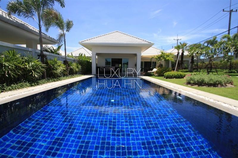 Classical Villa - Image 1 - Hua Hin - rentals