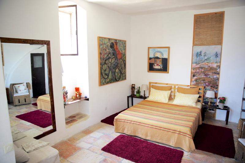 bedroom - Charming Suite -best location in Yemin Moshe - Jerusalem - rentals