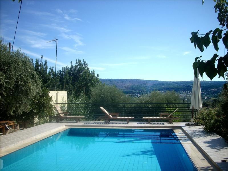 pool to share - Dream house 1 - Douliana - rentals